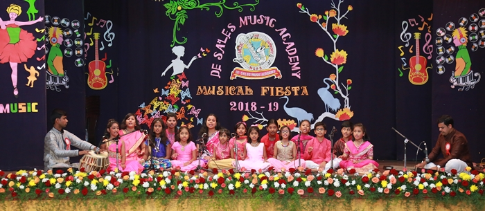 De Sales Music Academy - Musical Fiesta 2018-19